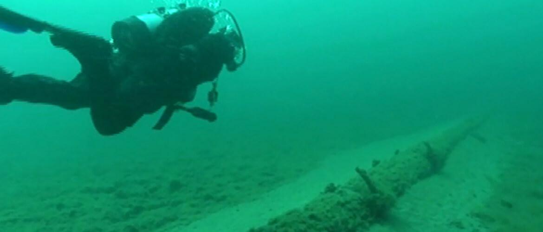 Observation on Intake Pipe at Pantai Penarik , Terengganu <br><br><br>