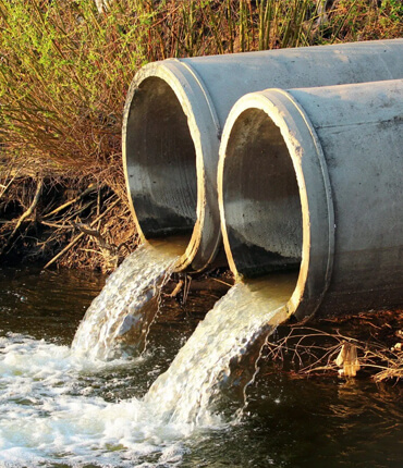Clogged Outlet Pipe of Bertam Water Reservoir